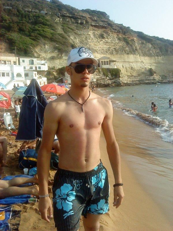 sasel une des belle plage
