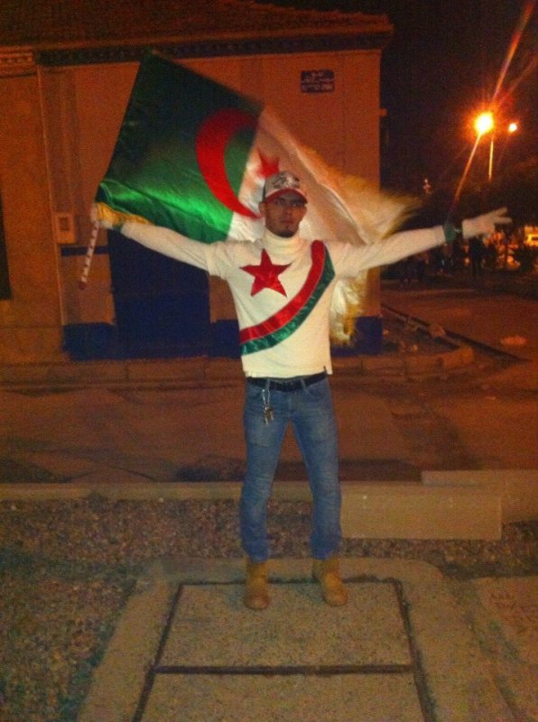 capitaine algéria hhhhhhhhhhh