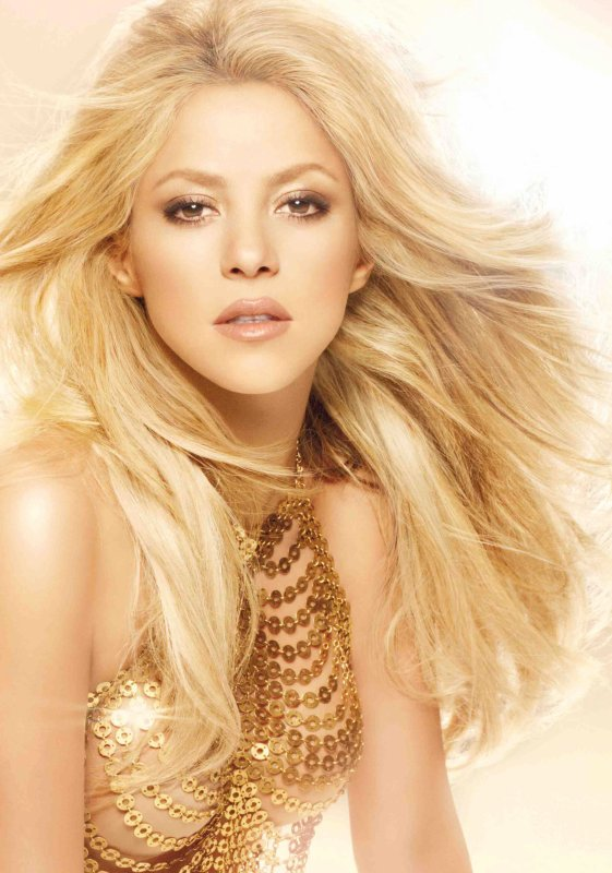 """""""S"""" by Shakira.."""