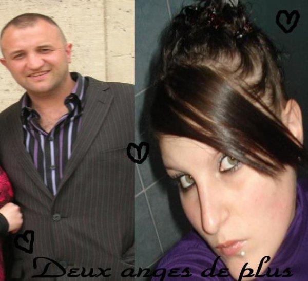 Deux anges de trop .. :'(