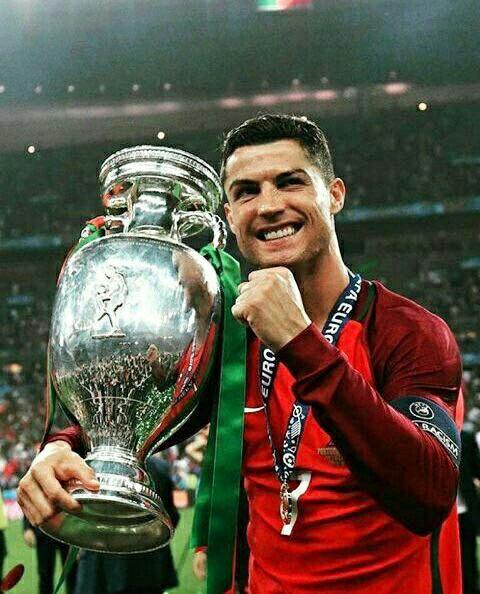 Le portugal est champions d'europe ❤?