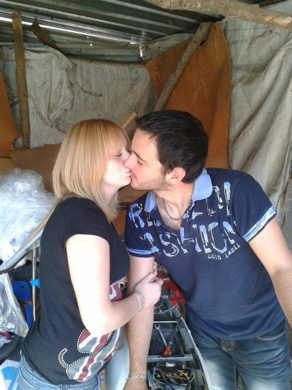 mon fiancé et mwa