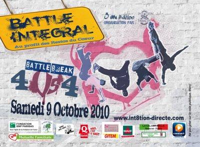 Battle intergral