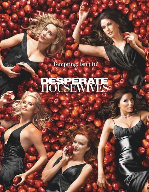 DESPERATE HOUSEWIVES Saison 2