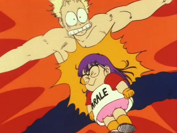 Aralé Norimaki (Personnage de la série Dr Slump)