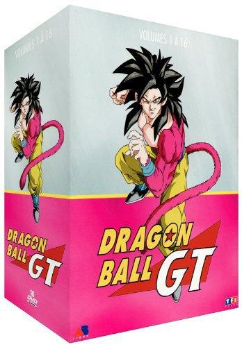 Dragon Ball GT série – Intégrale – Coffret DVD