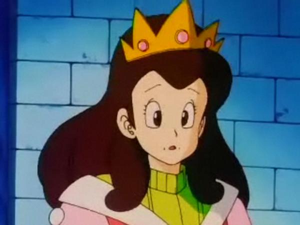 La reine Kress