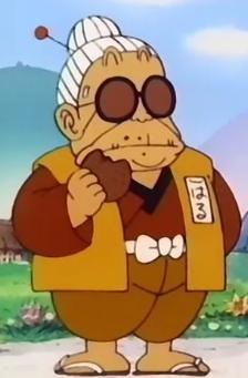 Grand-mère Haru (Personnage de la série Dr Slump)