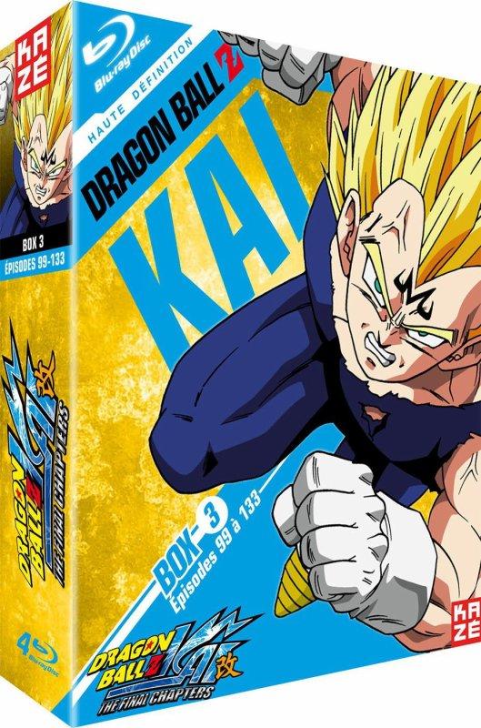 Collection Blu-ray/DVD sur le personnage de C-18