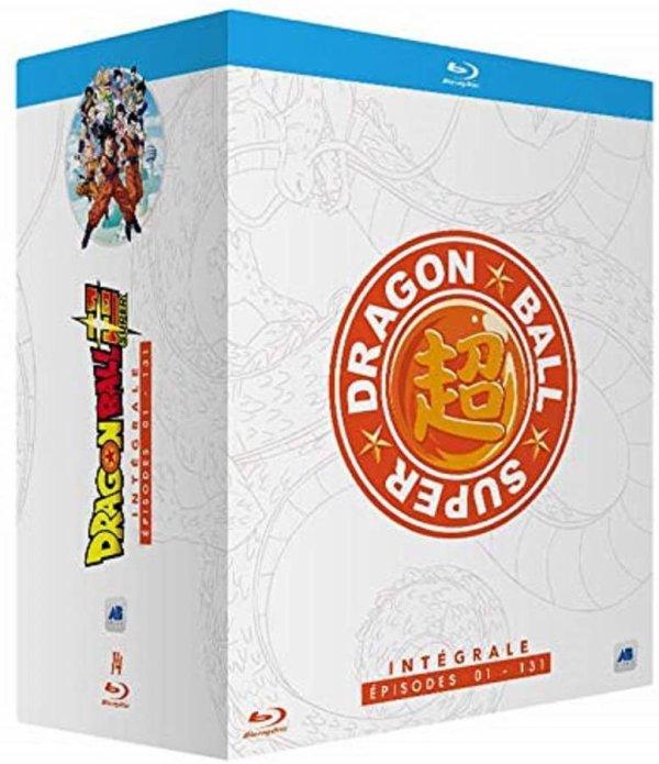 Collection Blu-ray/DVD sur le personnage de C-18 (suite)