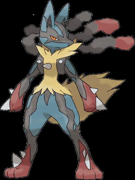 M ga lucario blog de xerneas pokemon x et pokemon y - Pokemon 6eme generation ...