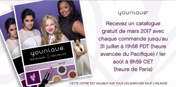 Catalogue gratuit !