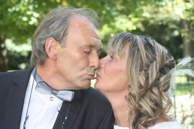 MARIAGE DE  LAURENCE  ET   FREDERIC
