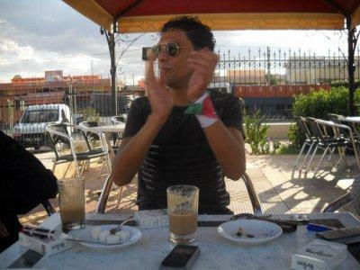 me in italie