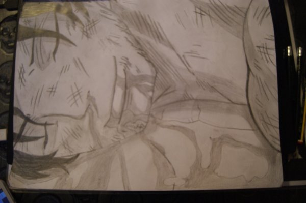 Dessin ace one piece