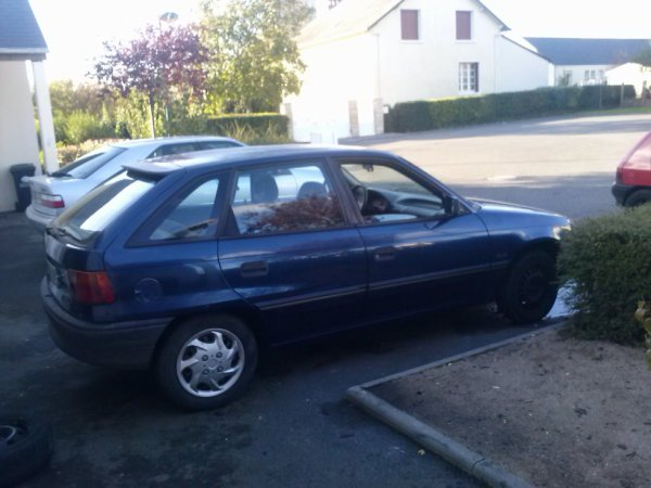 ma voiture que j ai refait