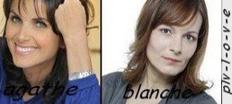 Agathe / Blanche