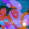 «A whole new world»