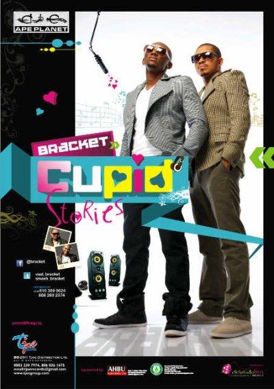 Bracket new album « Cupid Stories »