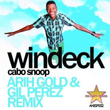 Le nouveau phenomène de l'Afrique, Cabo Snoop et son Windeck