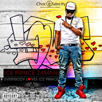 Sortie Officielle de l'album de ICE PRINCE