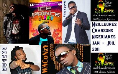 Nigeria : Telechargez Best Naija Music 1er Semestre 2011 Part-1