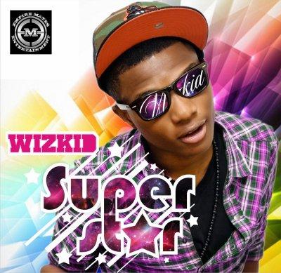 """Nigeria : Ecoutez L'album de WizKid, l'enfant prodige de la musique nigeriane """"Superstar"""""""