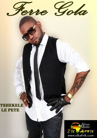 RDC : Video Ferre Gola – Tshekele Le Pete