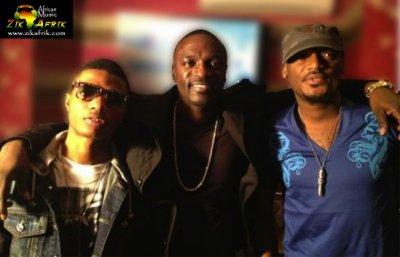 P-Square et Wizkid signent pour Konvict Music de Akon