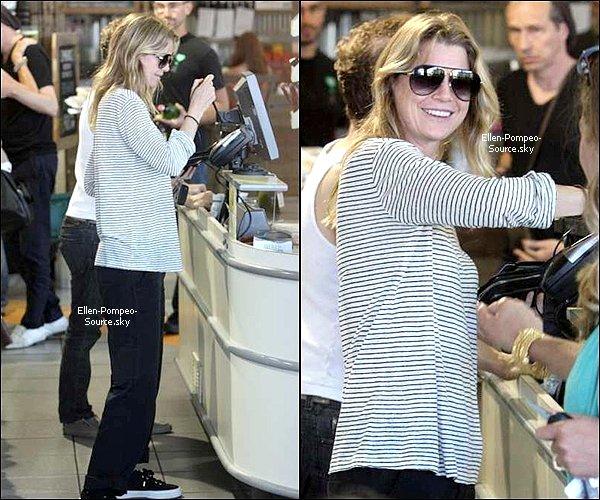 16/07 Ellen a été vue faisant des courses à Erewhon Natural Food Store.