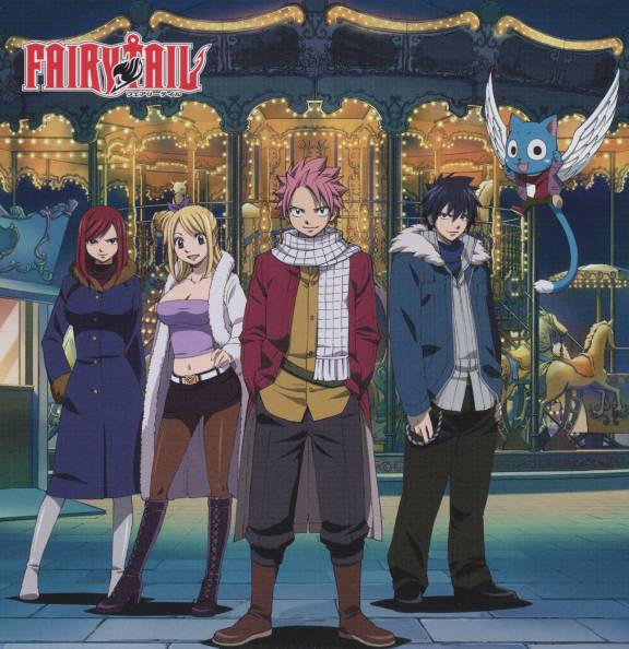 Fairy Tail / Bienvenue à Fairy Tail !  (2012)