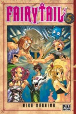 Fairy Tail tome 5