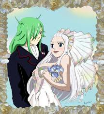 Les couples de Fairy Tail :
