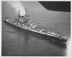 Histoire du USS north california