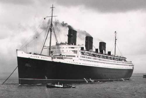 L'histoire du Queen Mary