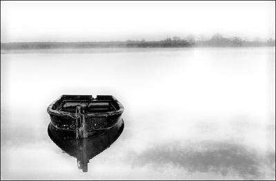 La barque des morts