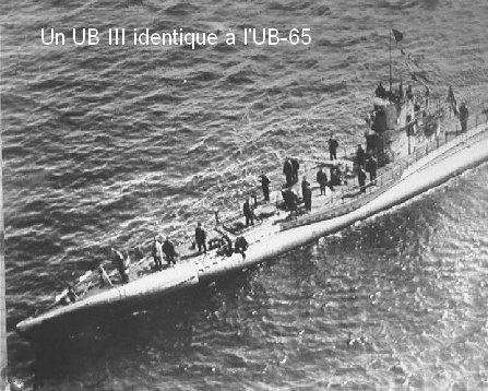 Le sous-marin du diable...