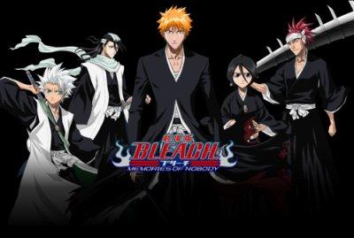 mon top 5 anime préféré