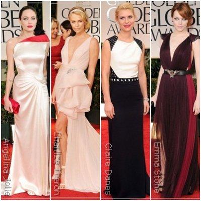 MODE_Golden Globes 2012 !