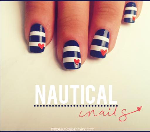 "BEAUTE_Lauren Conrad se la joue ""Nautic"" !!"