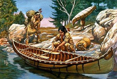 Historique du canot