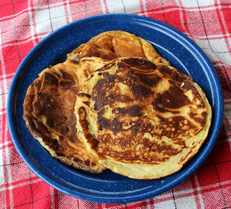 Les pancakes d'Indi...