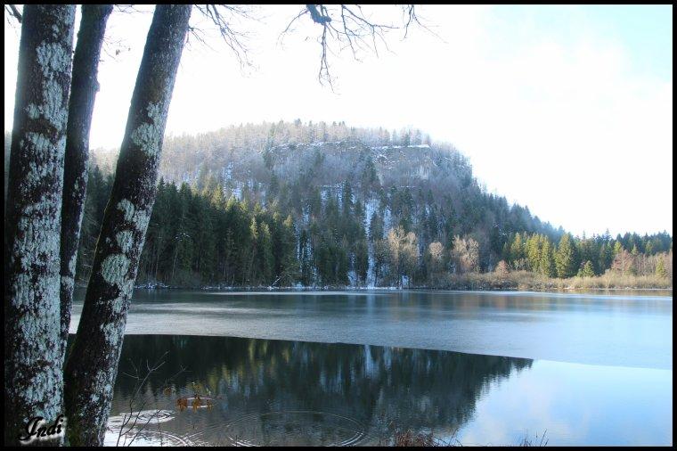 Lac de Bonlieu...