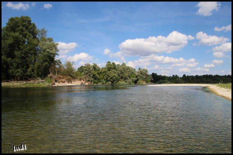 Sortie canoë sur le Doubs...