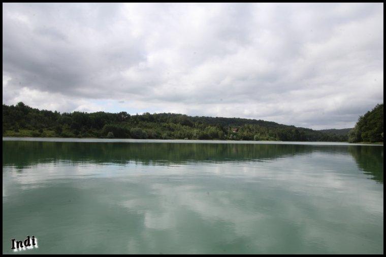 Sortie au lac de Vouglans...