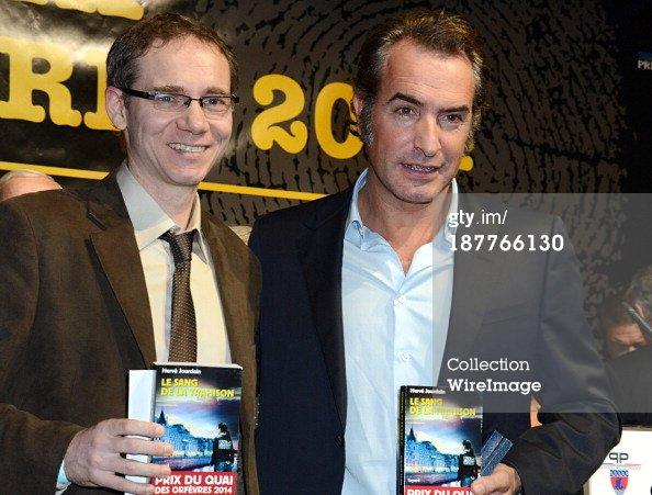 Quai des Orfèvres 2013 Literary annonce de l'octroi du prix à la Police Judiciaire