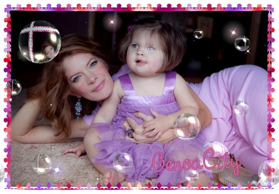 Phyllis (Michelle Stafford et sa fille Natalia)