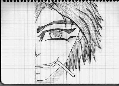 Encore et Tjr des dessin Ba oui ces un blog dessin :)