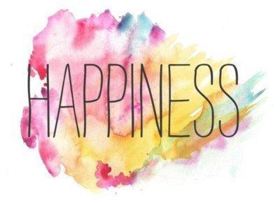 Happiness ! <3