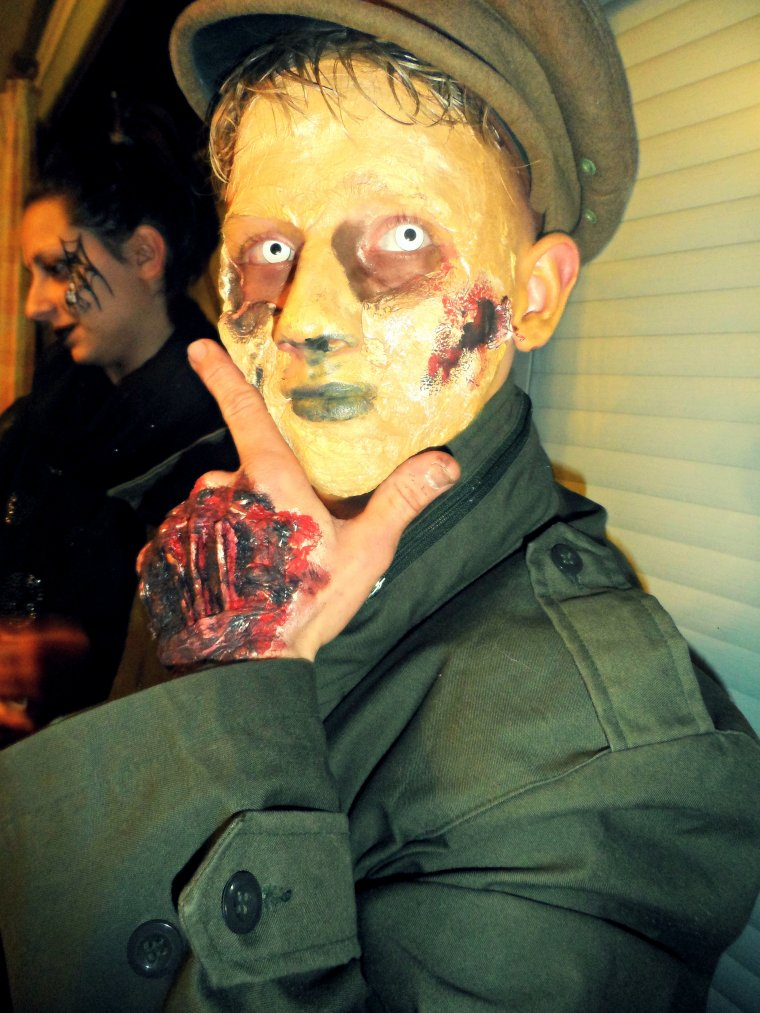 Halloween !  :P